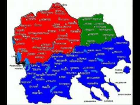 Great Maps of MacedoniaMakedonija YouTube