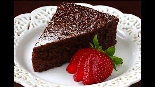 Шифоновый шоколадный бисквит.Chiffon chocolate cake.