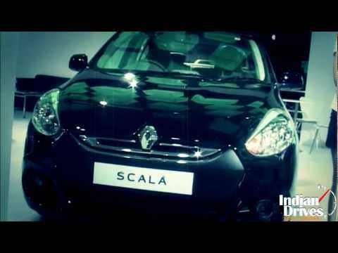 2012 Renault Scala First Look | Walkaround Video @ Performance Show 2012