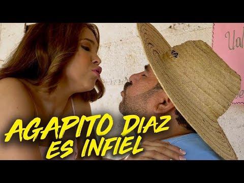 Agapito Diaz es infiel a la María  - JR INN