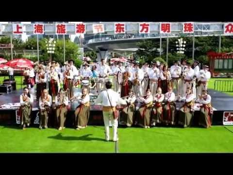 2013 Shanghai Tourism Festival - Poland Folk Brass Band (D)