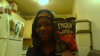 PAQUi Haunted Ghost Pepper Chips Taste Test.