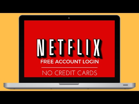 How To Get Netflix For FREE  PREMIUM  2017