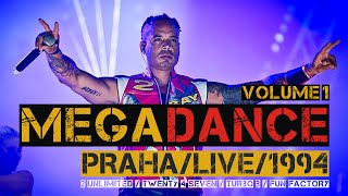 Megadance Festival 2 / 1994 / Praha / Vol.01