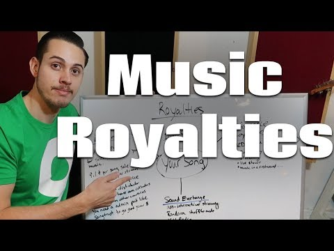 Music Royalties From Streaming and Digital Downloads - Are you Leaving Money On The Table? Mp3