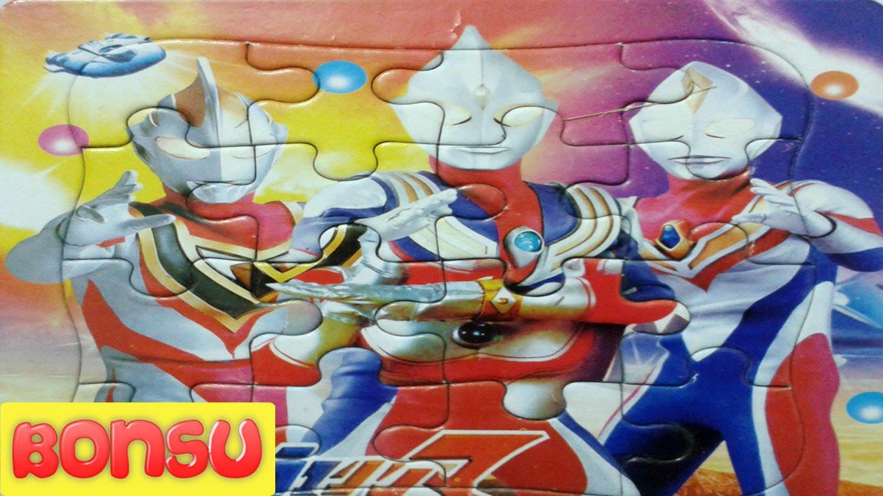 Puzzle Games For Kids| Trò Chơi Lắp Ghép Hình 5 Anh Em Siêu Nhân Cùng Bé Su  & Chị Cầu Vồng - Tập 1 - YouTube