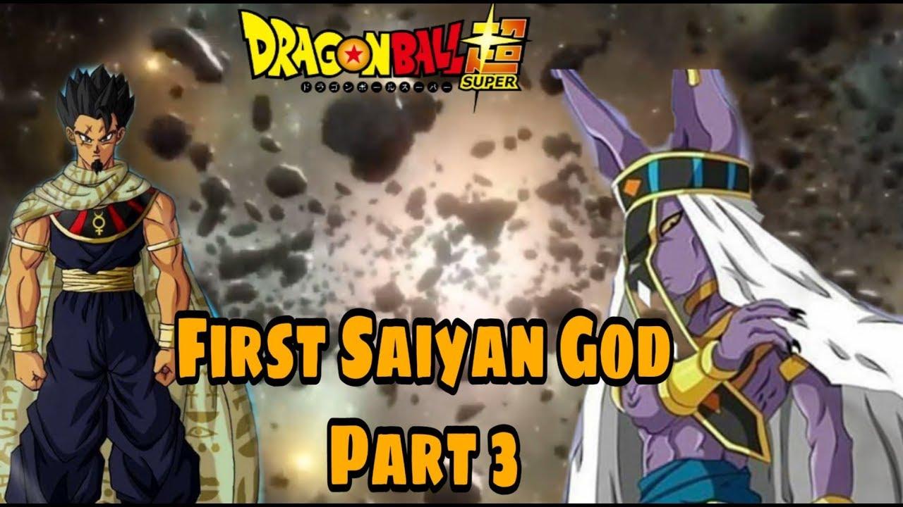 Download First Saiyan God & Beerus Home Planet | Dragon Ball Infinity Part 3 HINDI