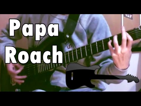 Papa Roach - Forever (guitar cover)