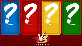 Commander VS S2E4: ????? vs ????? vs ????? vs ????? [MtG: Multiplayer]