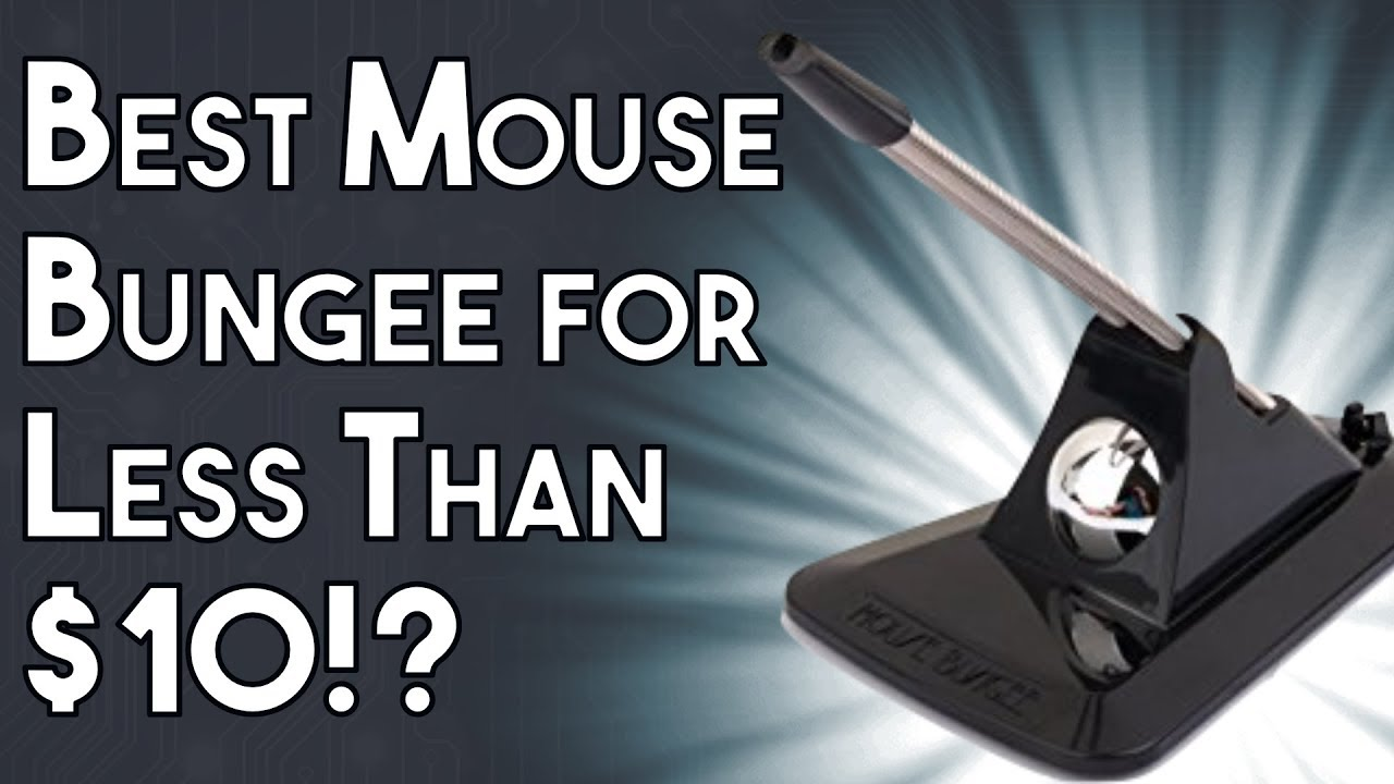 d306c1f33fa Best Mouse Bungee 2019 - The Ultimate Buying Guide [WINNERS]
