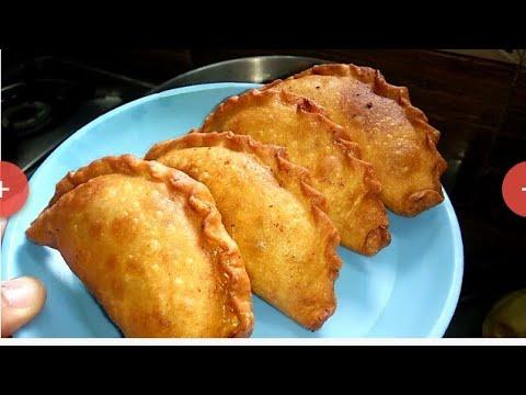 wheat-flour-gujiya#sweet-dish#indian-festive-recipe