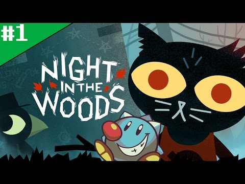 Night in the Woods (1): A Down to Earth Coming of Age story