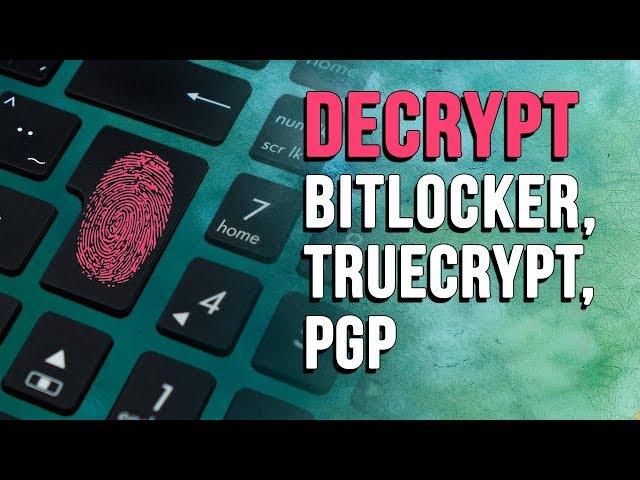 how to crack truecrypt