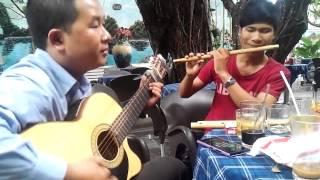 Ru lại Câu Hò Sáo Trúc KenNy Trần Cương _ Guitar Hoàng Như Định