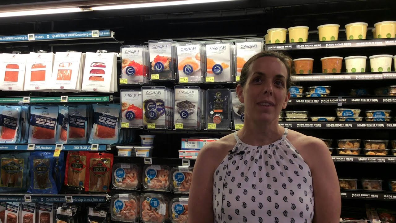 The Best Thing About Working at Whole Foods Market - YouTube