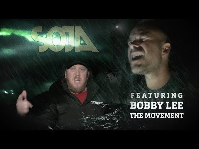 SOJA - Beacon of Light ft. Bobby Lee and The Movement (Performance/Lyric Video)
