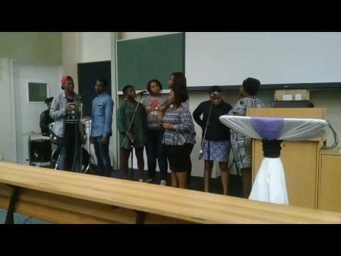 RHYTHMS OF GRACE @UKZN SCF PMB (REVIVAL WEEK DAY2 10/2/2017 )