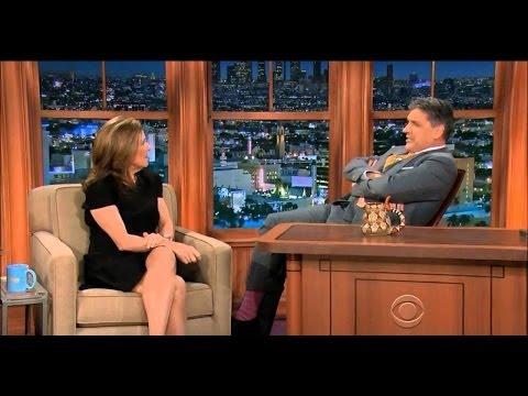 Meredith Vieira  full interview on Craig Ferguson Show