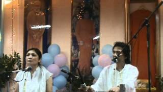 Sri Ajnish Rai sings Ghana Ghana Neela Vadana Ati Sundar