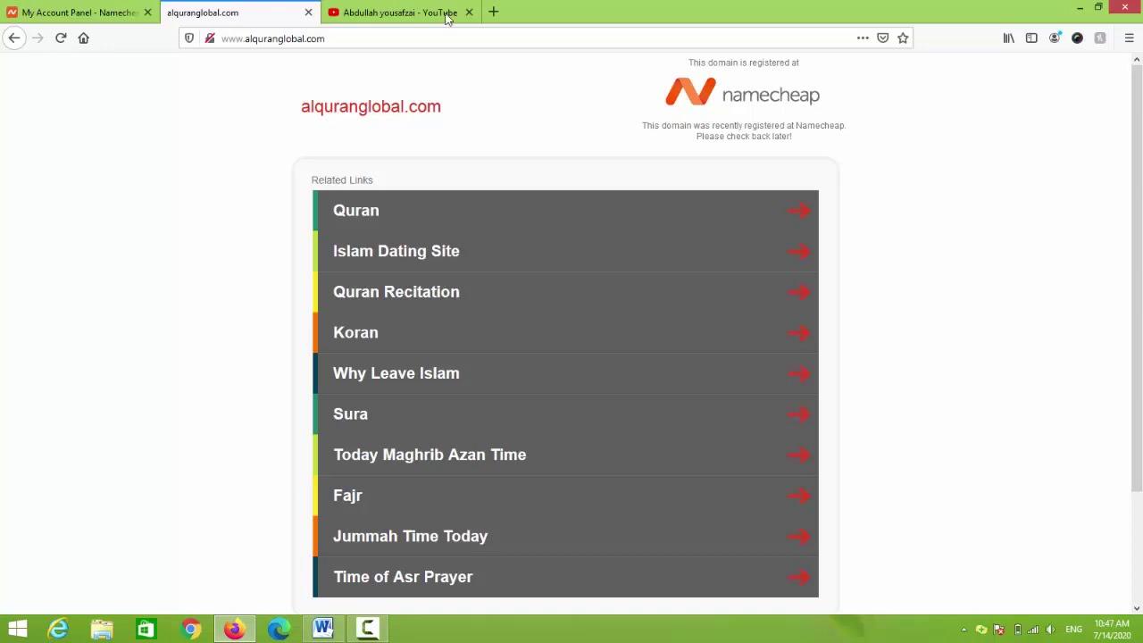 How to Change Domain Name Server in Namecheap DNS Nameservers || 2020