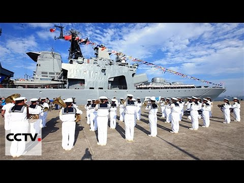 Eight-day exercise concludes in South China Sea