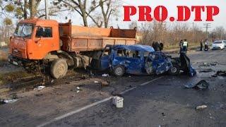 Подборка ДТП и Аварии  до 20.12.2015 Car Crashes and accidents 2015