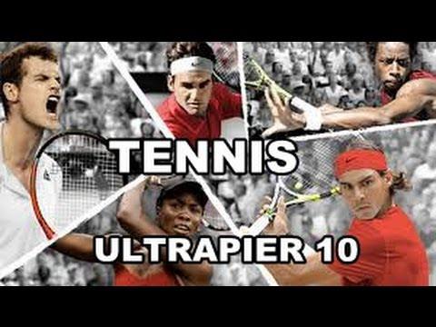 Virtua Tennis -JUGANDO CON  Juan Martin Del Potro- PC HD