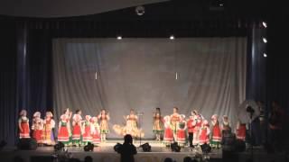 13-Ансамбль танца Оберег и младшая группа хора Прибайкалье-По малину в сад пойдём