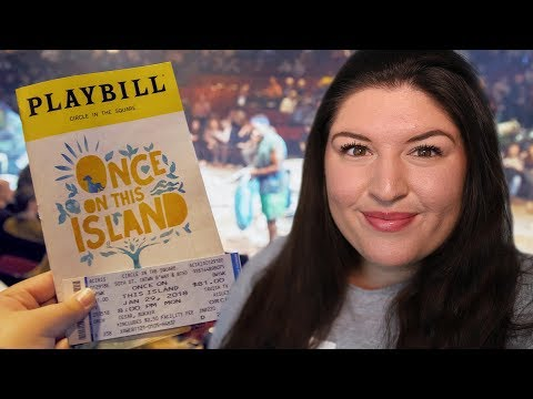 Once On This Island (Broadway Revival) 🏝 REVIEW (Rukaya Cesar)