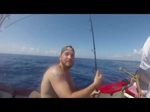 Akumal Fishing 2016