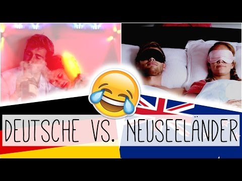 🇩🇪DEUTSCHE VS. NEUSEELÄNDER🇳🇿 - Arbeit, Wetter & Co. | GERMANY VS. NEW ZEALAND | SNUKIEFUL