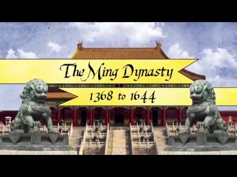 Global History Review: The Ming Dynasty
