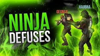 'IM STEHEN!' - Ninja Defuses - Funny Moments   TwoEpicBuddies