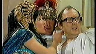 "Morecombe & Wise with Glenda Jackson: COMPLETE ""Antony & Cleopatra"""