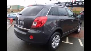 2016 Vauxhall Antara Smoke Grey