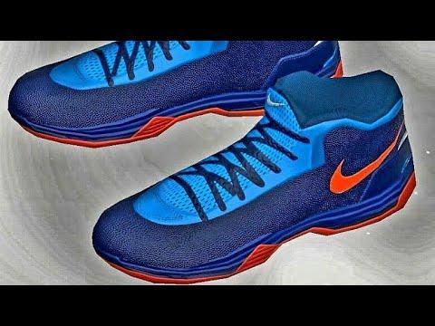 Nba 2K18 Calzado A Medida Como Para Crear La Color Nike Cv2 + Mas Color La ca5d51