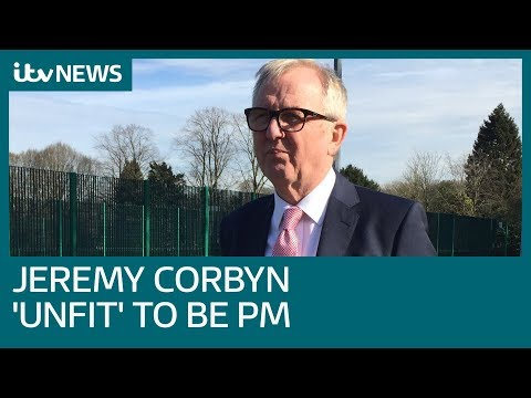 Ian Austin quits Labour after saying Jeremy Corbyn 'unfit' to be prime minister | ITV News