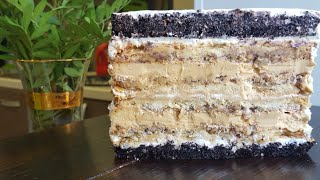 Восхитительный торт 'КРЕЩАТЫЙ ЯР'❤ПРОСТОЙ ПОШАГОВЫЙ РЕЦЕПТ ❤Kreshchatyi Yar cake recipe