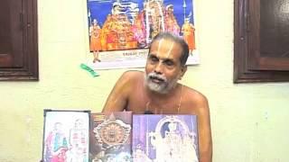 Gambar cover His Holiness, Villivalam Azhagiyasingar's Vaibhavam Part 3 - Uniqueness of Sri Ahobila Matam