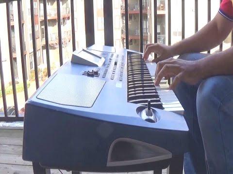 Dangal-Naina-Instrumental-Keyboard Cover