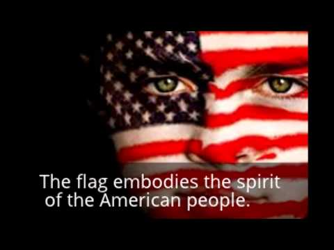What the american flag means to me essays