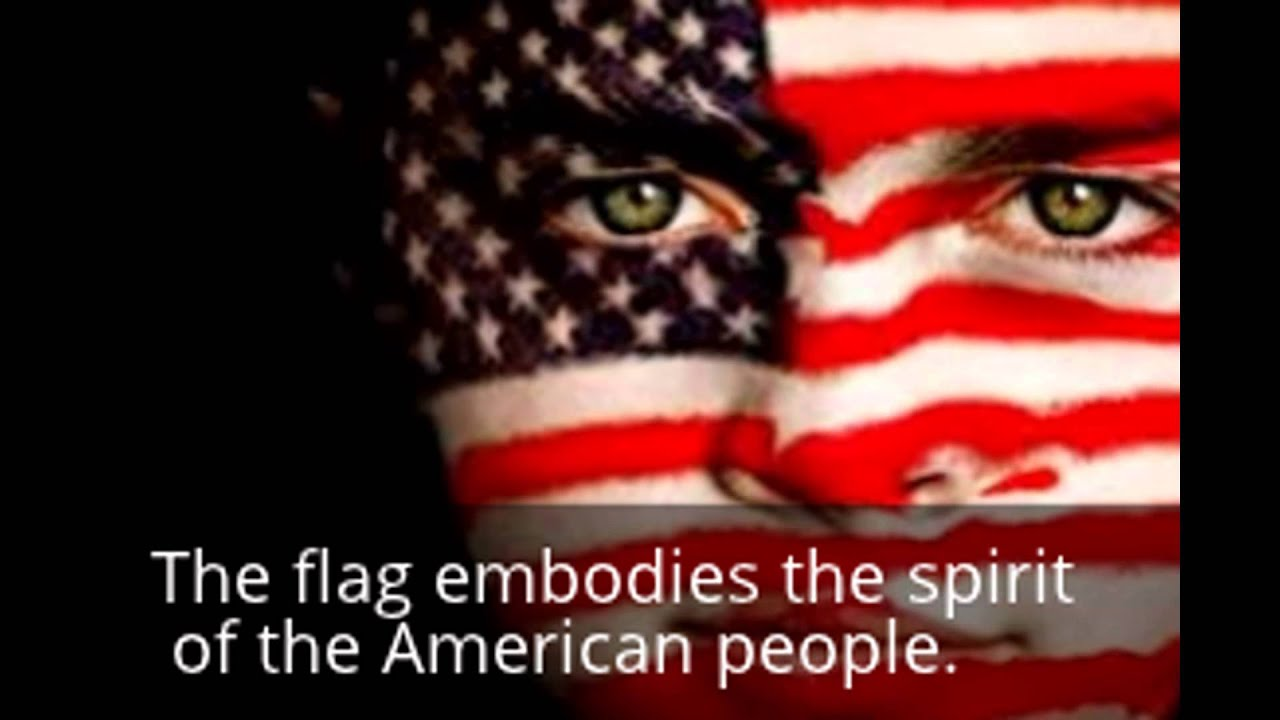 what the american flag means to