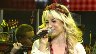 Смотреть клип Наталия Гордиенко - Sanie Cu Zurgalai
