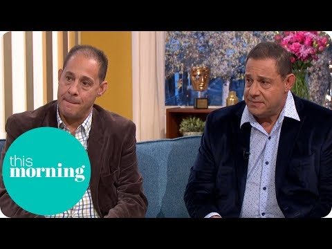 The Identical Brothers Separated At Birth | This Morning