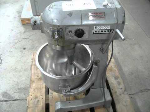 Auction #1596867 - Industrial Grade Food Mixer: Hobart A-200