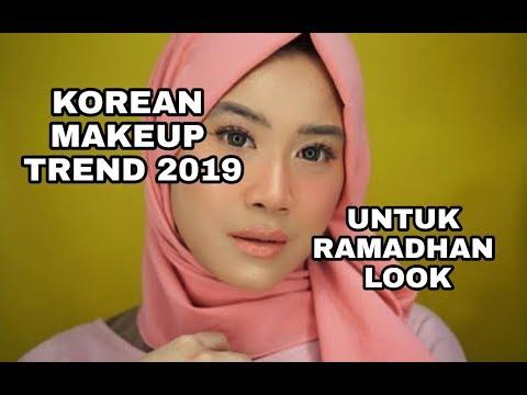 KOREAN MAKEUP TREND 2019 UNTUK RAMADHAN LOOK