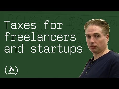 Taxes For Freelancers & Startups