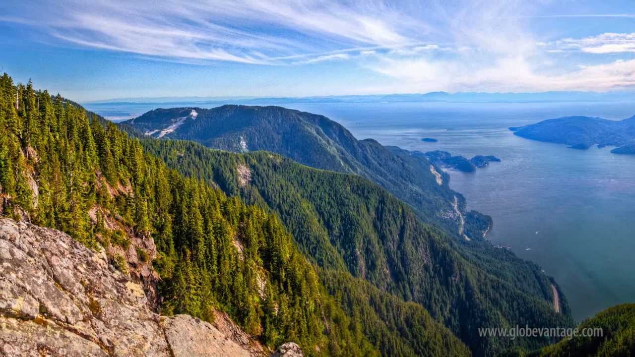 Vancouver Island Walking Trails