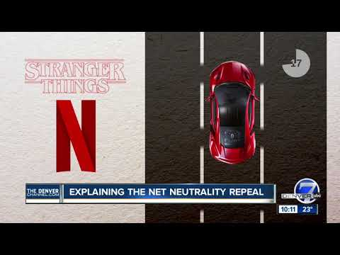 Net Neutrality repeal in 60 seconds