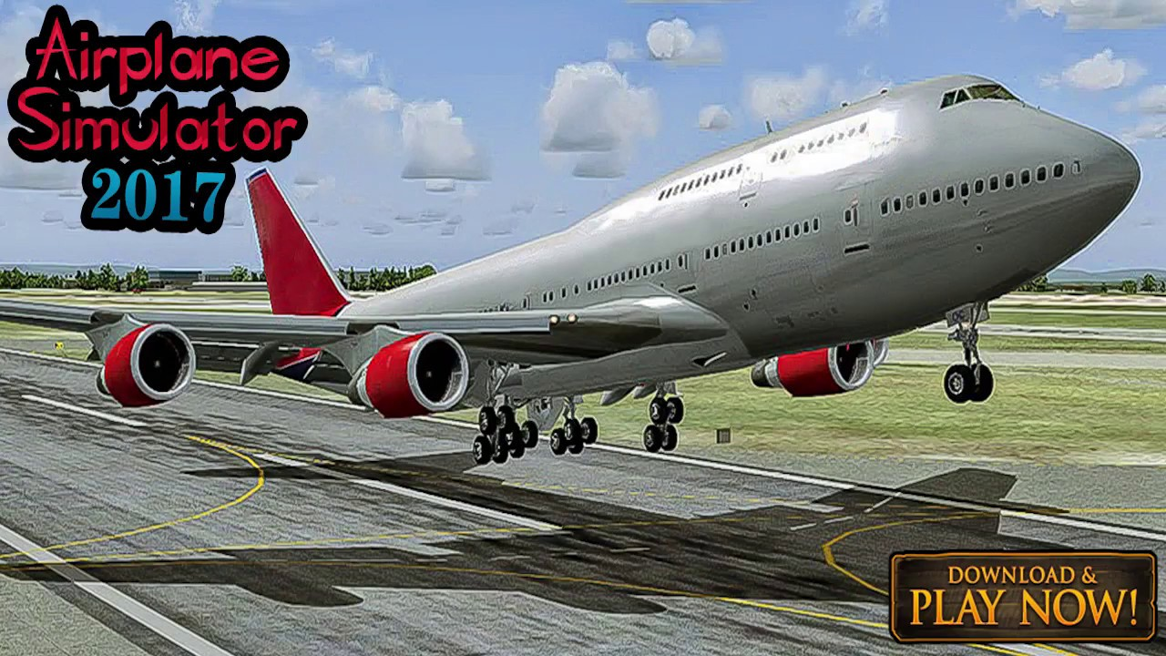 Airplane Games Flight Pilot Simulator for Android - Free ...